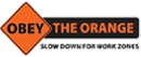Obey the Orange Logo