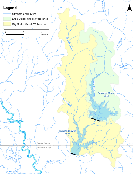 Pascagoula Watershed